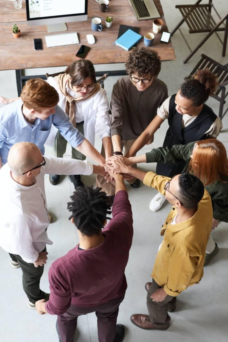 Kommunikation ist der Dreh- und Angelpunkt in guter Zusammenarbeit im Team. Dieses Training passt für euch, wenn ihr Lust habt auf Veränderung.